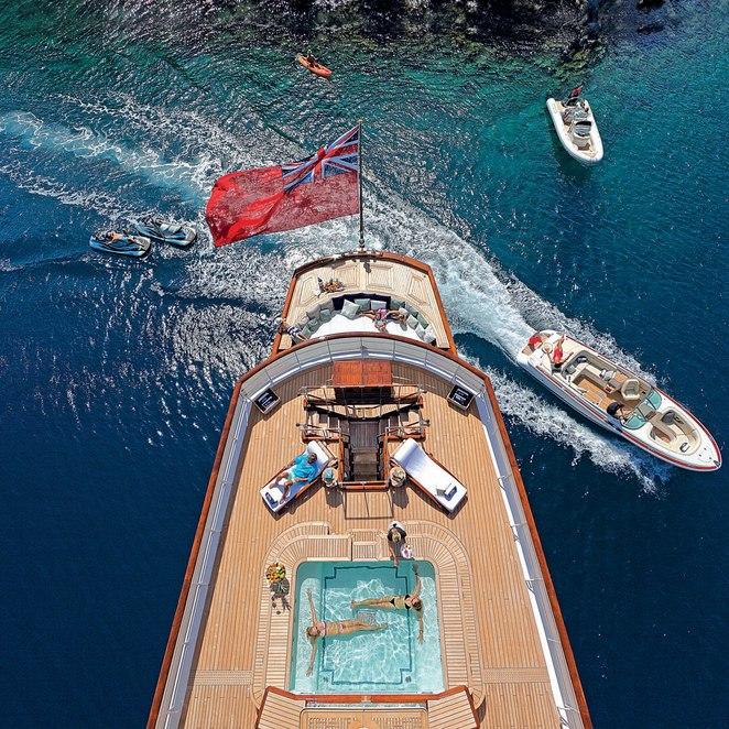 Aerial View - Pool
