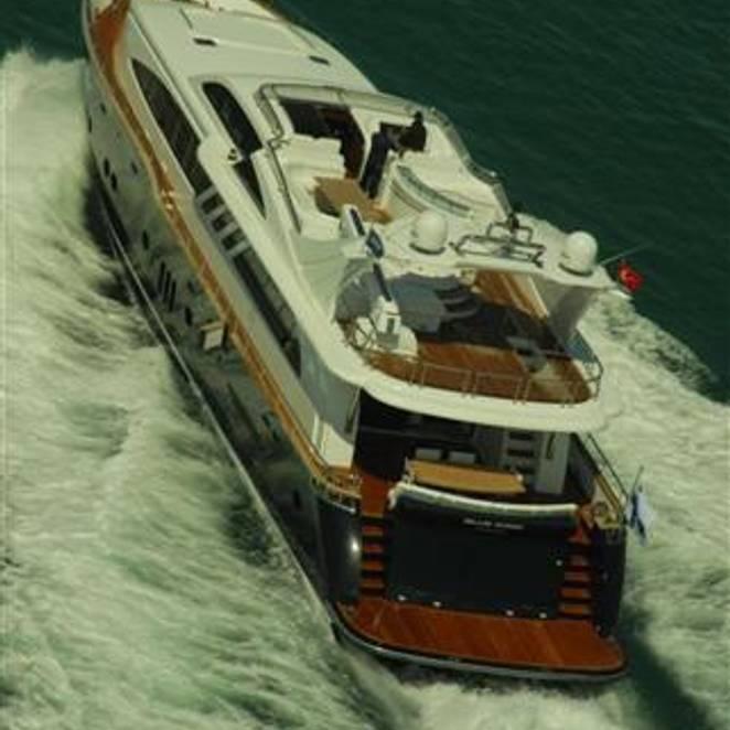 Giant 100 Motor Yacht 2009 photo 4