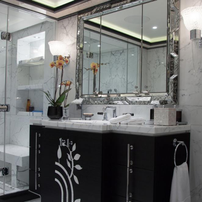 VIP Cabin 3 Bathroom