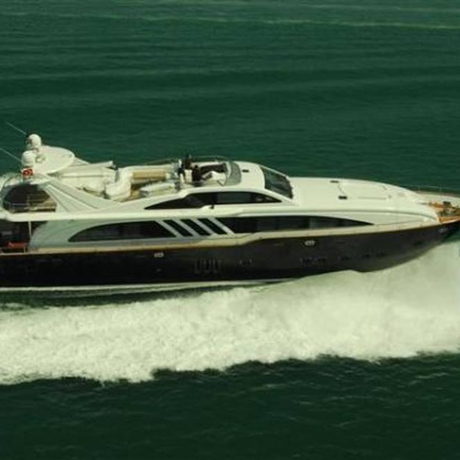 Giant 100 Motor Yacht 2009 photo 1