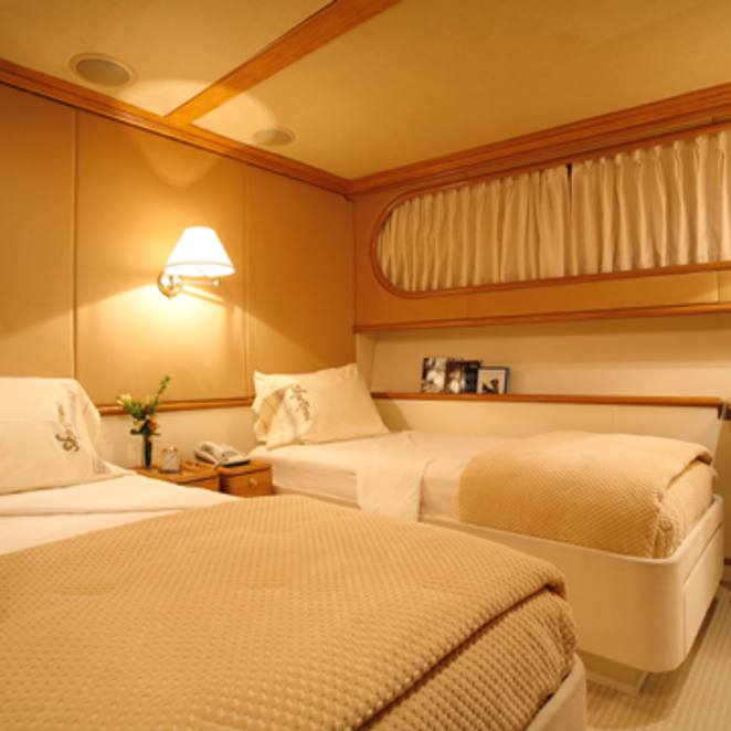 Twin Stateroom