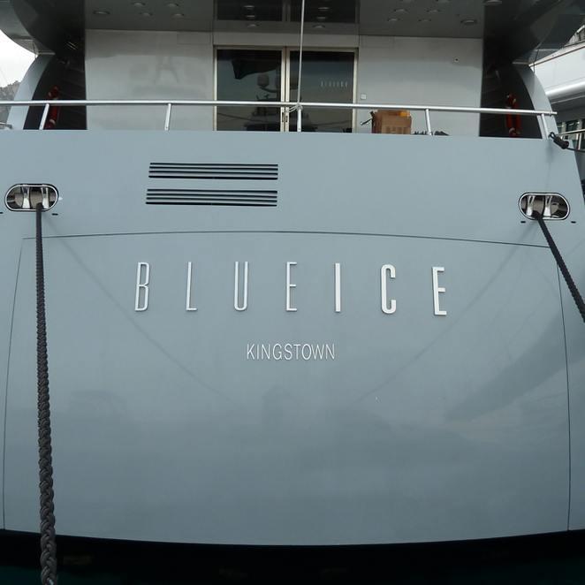 Blue IceEIS Pre-Refit photo 5