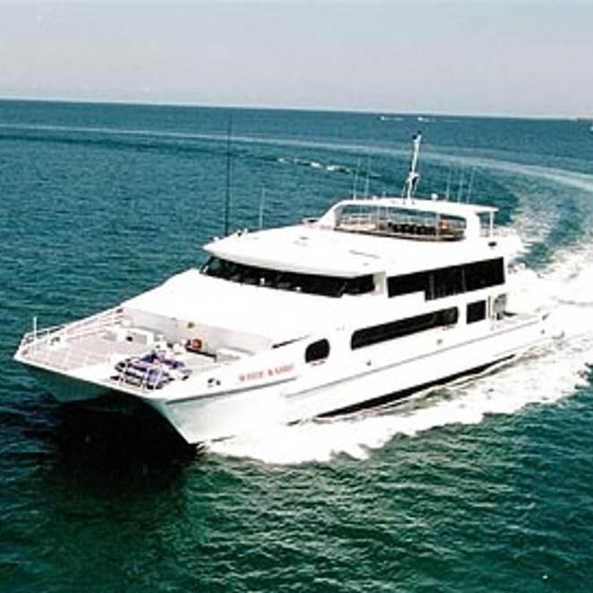 Custom Power Catamaran photo 1