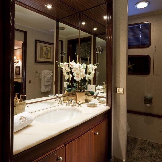 Master Bathroom - His