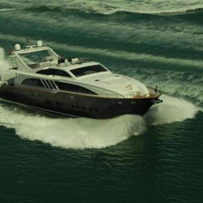 Giant 100 Motor Yacht 2009 photo 5