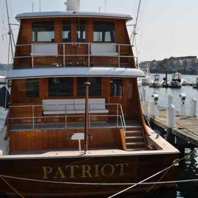 PatriotEIS Pre-Refit photo 4