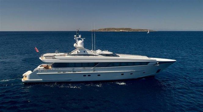 Alma Charter Yacht