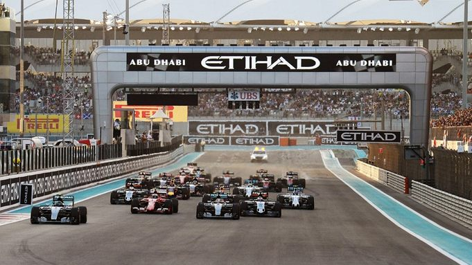Build-Up For Abu Dhabi Grand Prix 2017 Begins