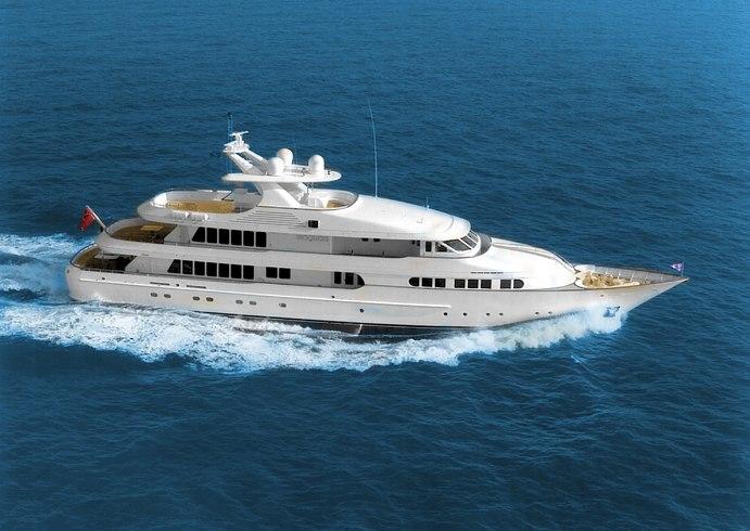 Herculina Charter Yacht
