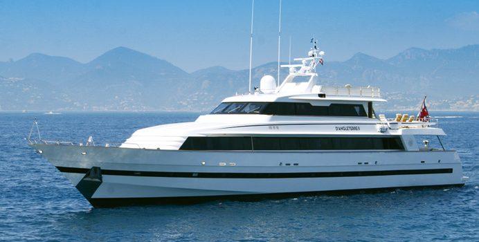 Sea Lady II yacht charter W.A. Souter & Sons Motor Yacht