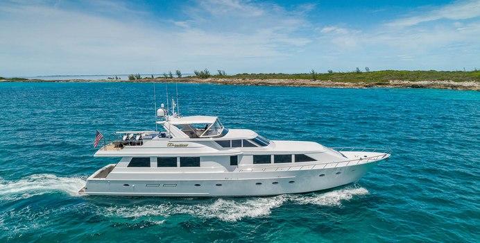 Destiny Yacht Charter in Miami