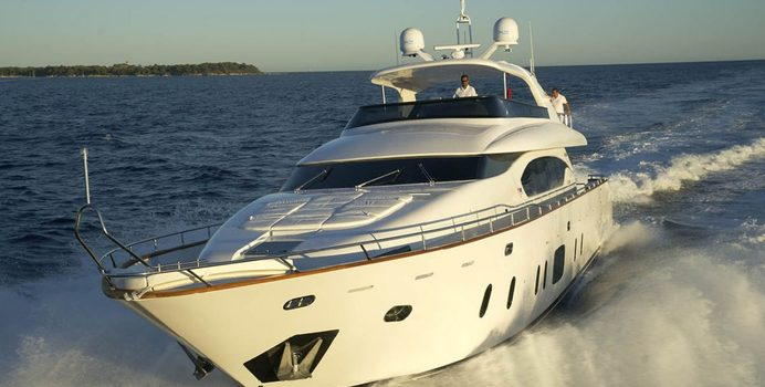 Olga I yacht charter Maiora Motor Yacht
