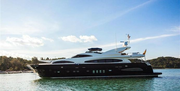 Blosson Yacht Charter in Singapore