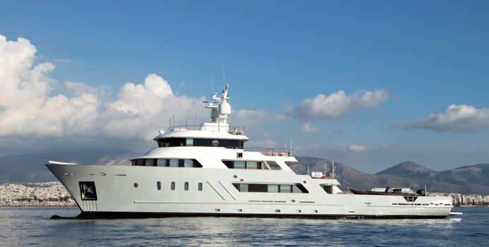 Aspire Yacht Charter in Cagliari