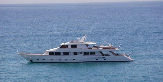 Elena Yacht Charter in Alonissos
