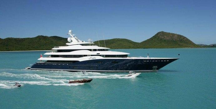Amaryllis Yacht Charter in Bermuda