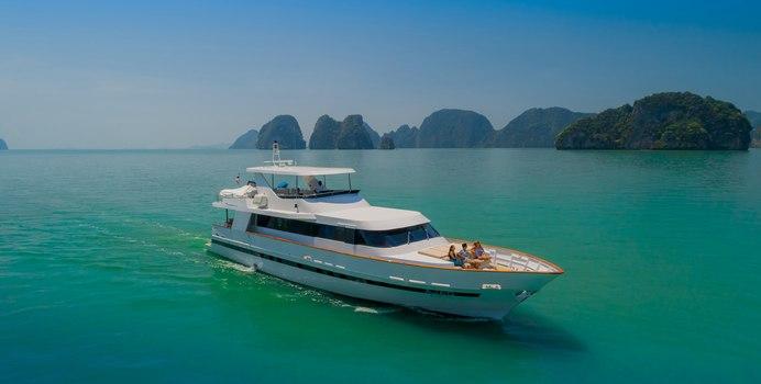 Ajao Yacht Charter in Myanmar (Burma)