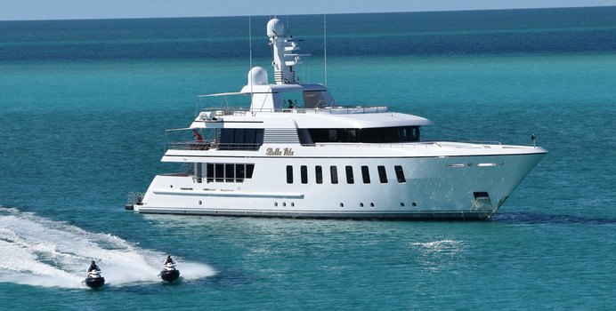 Bella Yacht Charter in South of France