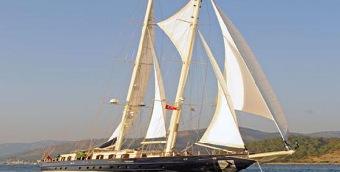 Ofelia yacht charter Anadolu Shipyard Sail Yacht