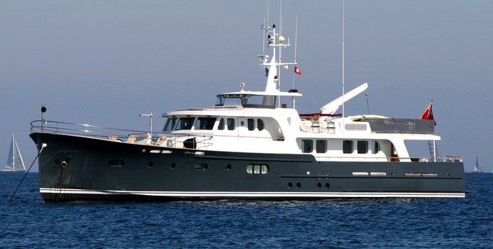 Alexandria Yacht Charter in Monaco