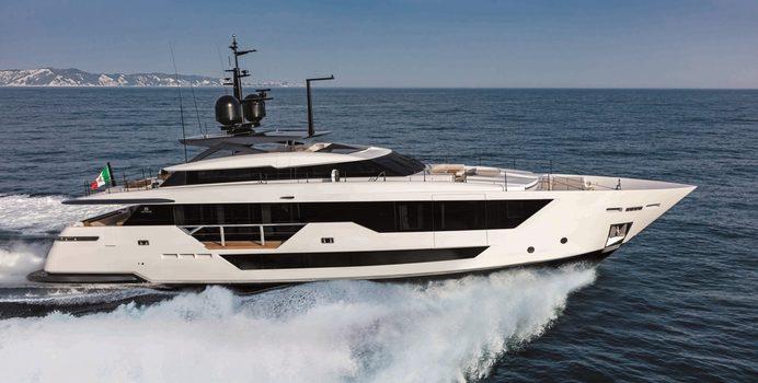Jag'B yacht charter Custom Line Motor Yacht