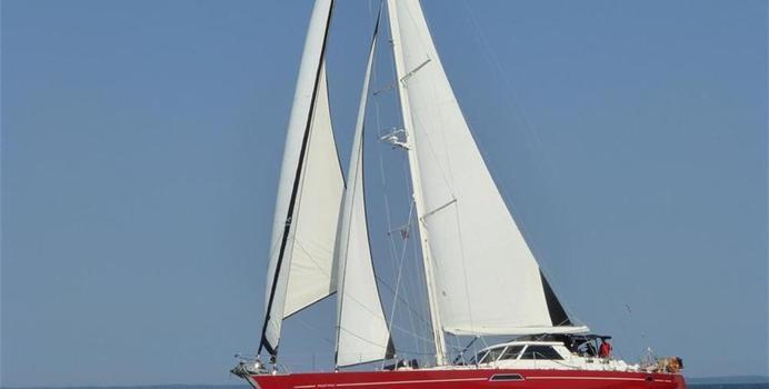 Mustang yacht charter Camper & Nicholsons Sail Yacht