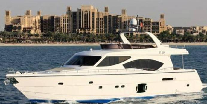 Lady Bella Yacht Charter in Abu Dhabi
