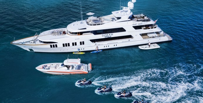 Ocean Club Yacht Charter in New England