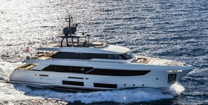 Penelope yacht charter  Motor Yacht