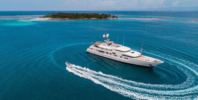 Calypso yacht charter Amels Motor Yacht