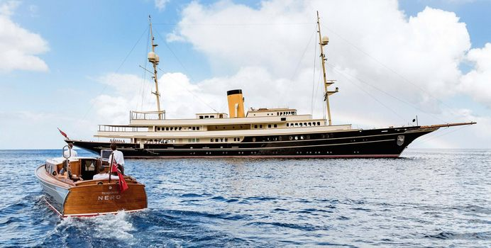 Nero Yacht Charter in Turkey
