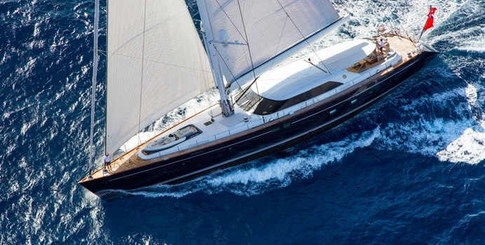 State of Grace Yacht Charter in Mallorca