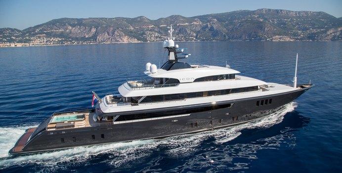 Icon Yacht Charter in Croatia