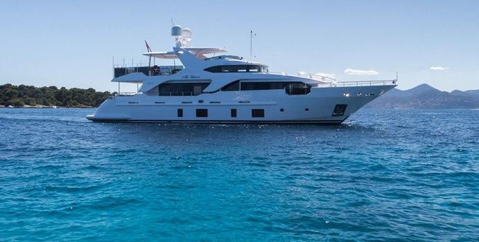 Gala yacht charter Benetti Motor Yacht