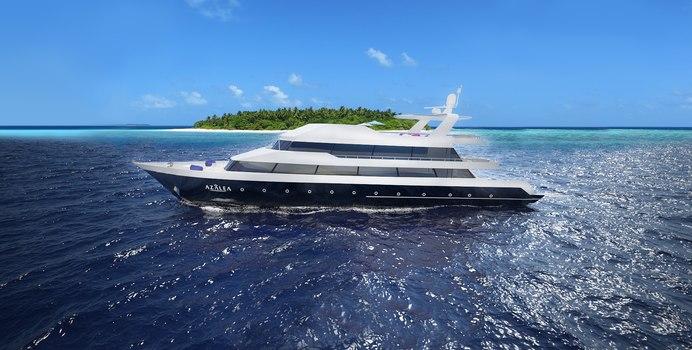 Azalea Yacht Charter in Indian Ocean
