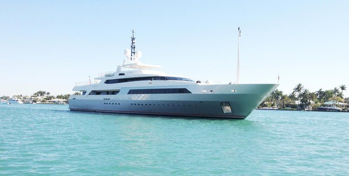 Vicky Yacht Charter in The Balearics