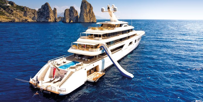 Aquarius Yacht Charter in Ravello