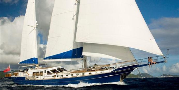 Queen South III Yacht Charter in Nassau