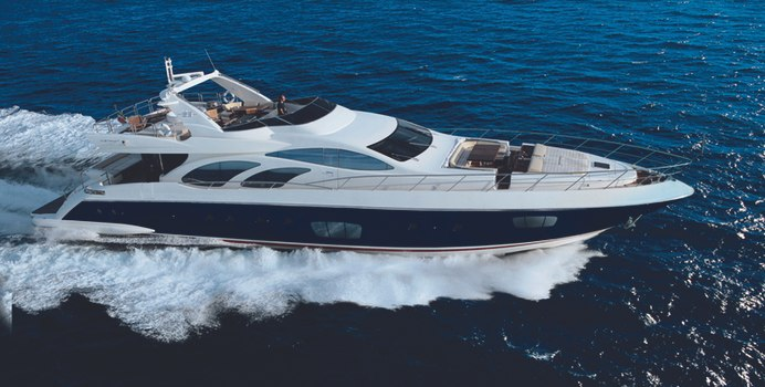 Leonardo charter yacht interior designed by Carlo Galeazzi