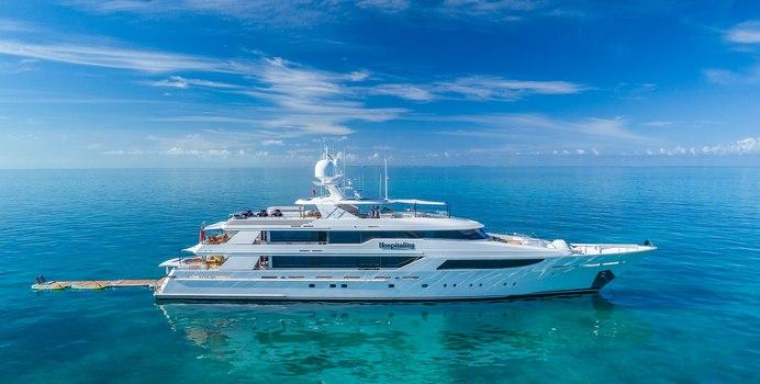 Hospitality yacht charter Westport Yachts Motor Yacht