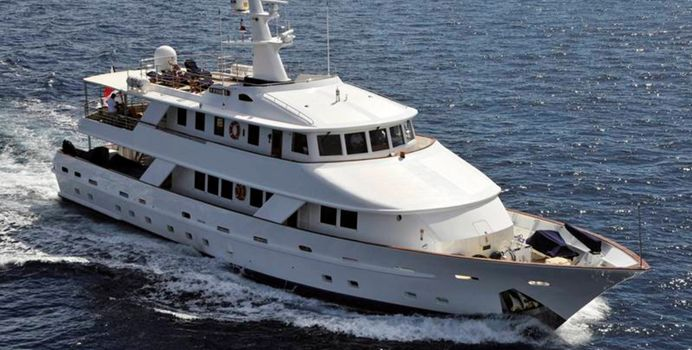 5 Fishes Yacht Charter in Malta
