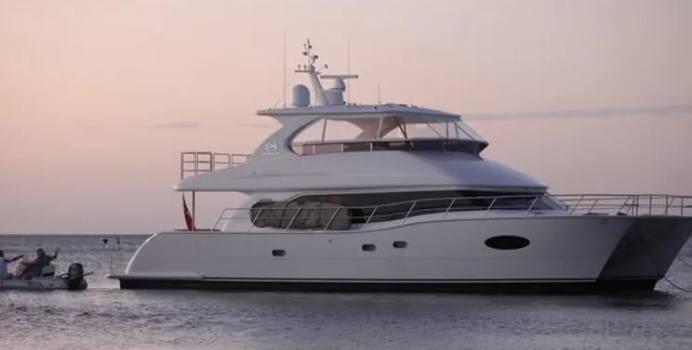 Ohana Yacht Charter in Cooper Island