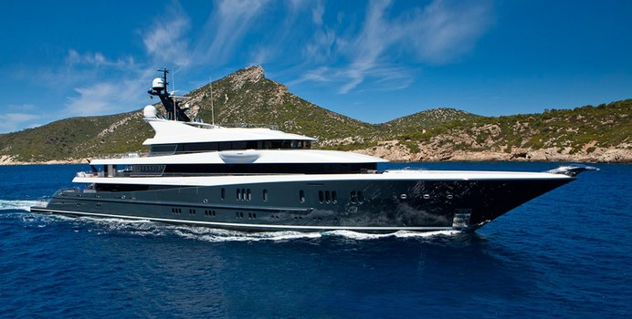 Phoenix 2 Yacht Charter in St Barts