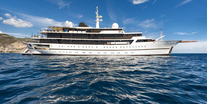 Chakra Yacht Charter in Bahamas