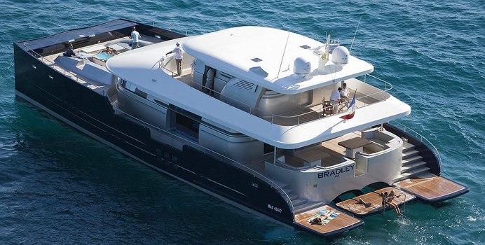 Bradley Yacht Charter in Albania
