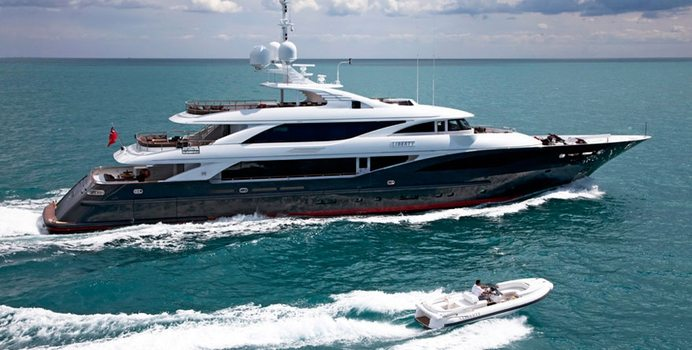 Liberty Yacht Charter in New Zealand