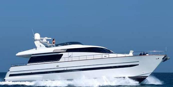 Bst yacht charter Sanlorenzo Motor Yacht