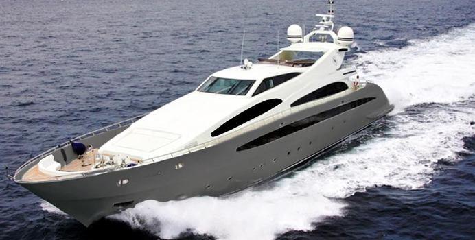 Liberdae yacht charter ISA Motor Yacht