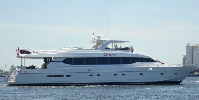 Triple Net yacht charter Monte Fino Motor Yacht