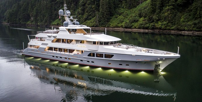Endless Summer Yacht Charter in South Pacific